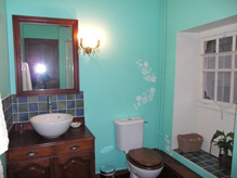 The Mauve room - Private bathroom